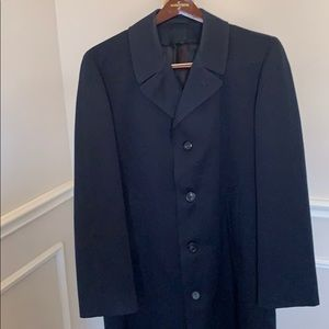 London Fog  60's Trench Maincoat Zip Lining 42L